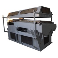 Air Blowing Type Grain Seed Gravity Separator