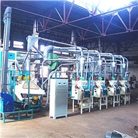 maize flour milling plant for sale with price