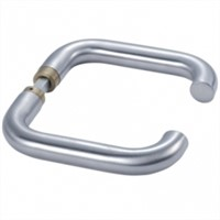 Glass Lever Handle, LH-105
