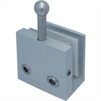 Glass Door Bottom Bolt Lock