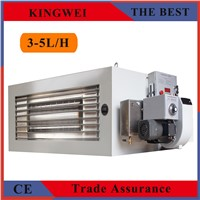 KVH-1000 hanging waste oil heater