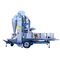 Grain Seed Cleaning Machine For Wheat Quinoa Sesame Beans