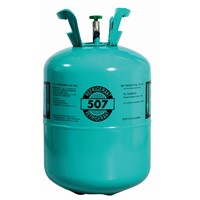 R507 Refrigerant Gas with High Purity 99.9%