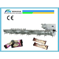 Automatic Feeding Flow Packing Machine