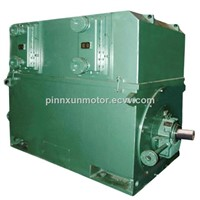 high grade YKS HV water cooling electric ac motor