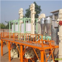 wheat flour mill machine with price
