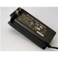 24W-36W-45W Foldable plugs power adapter  UL listed