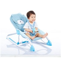 Foldable baby rocker chair