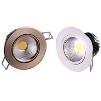 Blade Radiator LED Down Light/Sunflower Heat Sink LED Recessed Lighting