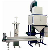 DCS-25S Baging Packing Machine For Cerelas Pulses Paddy