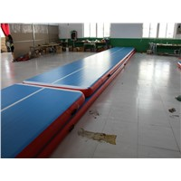 Gymnastic acrobatic air floor, air track,tumble track