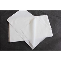 Disposable spunlace nonwoven towel for hair dressing