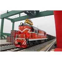 International Railway Freight from China stations Reliable and Affordable
