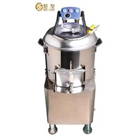 Multi-Functional Potato Peeler / Potato Washing Machine / Potato Peeling Machine 15 / 20 Kgs