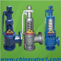 Stainless steel spring loaded safety valve,cast,WCB,copper
