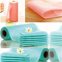 FACTORY] Disposable kicthen cleaning cloth/nonwoven disposable kitchen towel/wipes,household items