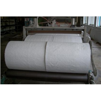 Ceramic fiber wool blanket