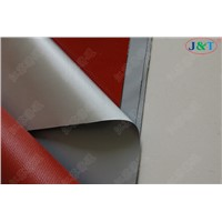 hot selling fire resistant silicone rubber coated fiberglasscloth