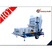 Grain Bean Seed Cleaning Machine