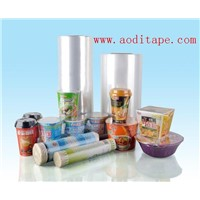 Super Clear PVC Heat Shrink Film for Bottle Printing Shrink Film