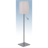 2015 led floor lamp white shade fabric floor lamp