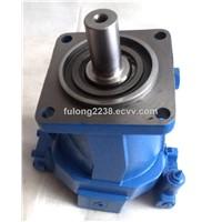 rexroth hydraulic motor #AA6VM160HD263W-VPD510B