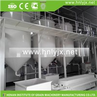 High Quality 30tpd Rice Bran Solvent Extraction Plant