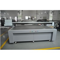 Movable glass door printing machine with high efficiency and precision