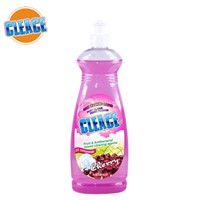 High Quality Ultra 2X Concentrate 600g Cherry Dish Washing Liquid