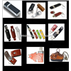 Factory Price Leather USB 2.0 3.0 Flash Disk, Drive