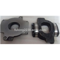 Rexroth #AA11VLO250 pump part ( cradle, bearing flange, retainer plate, ball guide)