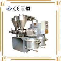 factory supplying olive oil cold&hot screw oil press machine