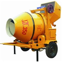 350L Portable Cement Mixer with Electric Start