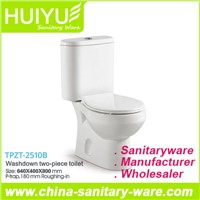 Promotion Washdown P-Trap Sanitary Ware for Europe