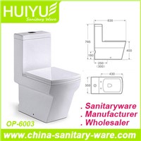 Sanitary Ware One-Piece Toilet