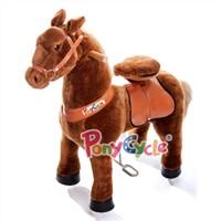 PonyCycle ride on zebra toy