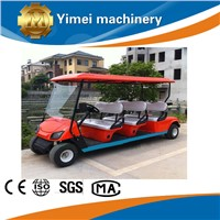 golf cart for golf club use