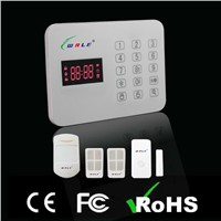 HOT on sale New Touch Keypad Wireless PSTN Burglar Alarm System