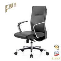 Mordern luxury leather office chair