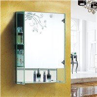 2015 Hot sale modern design decorative bathroom wall cabinet