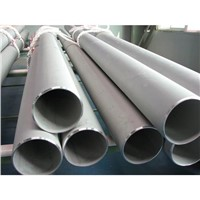 ASTM A554 Welded Stainless Steel Tube , Mechanical Stainless Steel Square Tubing