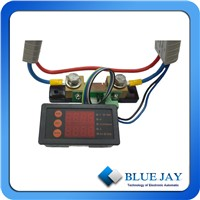 10-140V 0-100A Auto Car Digital Battery Tester