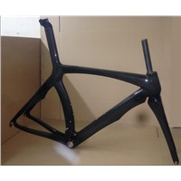Size M carbon fiber road bike frame TT road carbon frame T800 Time Trail Frame