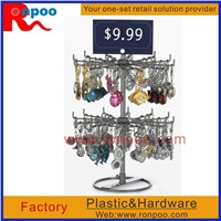 Counter Top Spinner Display Rack, Counter Rack Spinner, Floor Spinning Rack, Rotating Display Stand