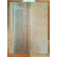European Streamline Ceramic Tile Flat Roof Tile 300x400mm