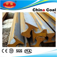 High Quality 43kg Railway Heavy Steel Rail of China Coal Group