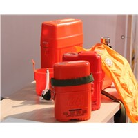 ZYX30/45/60/120 isolated compressed oxygen self-rescuer for mining