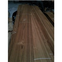 burma teak veneer- crown cut and quarter cut