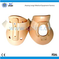 CE FDA approved neck support/ neck collar/cervical collar