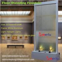 floor standing indoor waterfall fountain hotel fountain decorative fountain residential fountain
